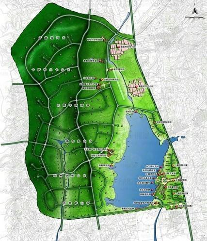 胶东飞机场规划图