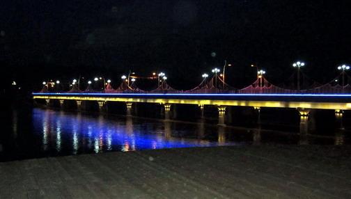 伊春高速公路入口及伊春外滩景观设计