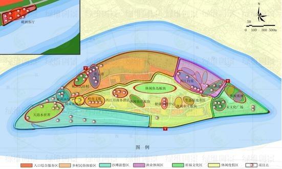 砚洲岛旅游商业房地产综合开发项目全