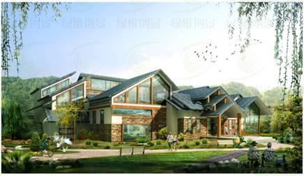 松潘藏式房子图片