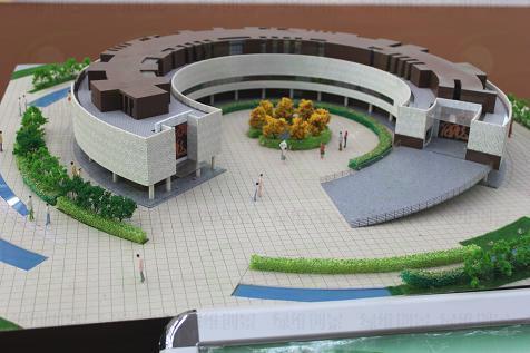 产业博览会第三展区——旅游规划设计成果与旅游项目