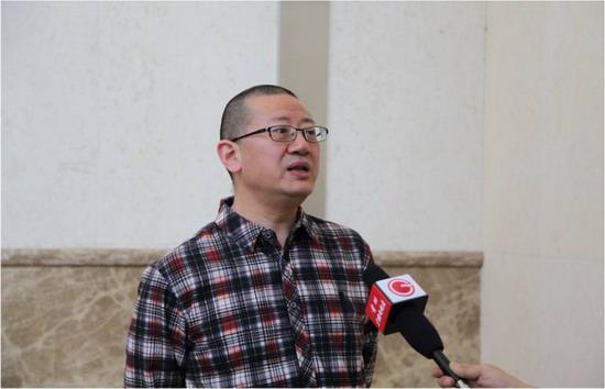 林峰院长接受贵州广播电视台采访