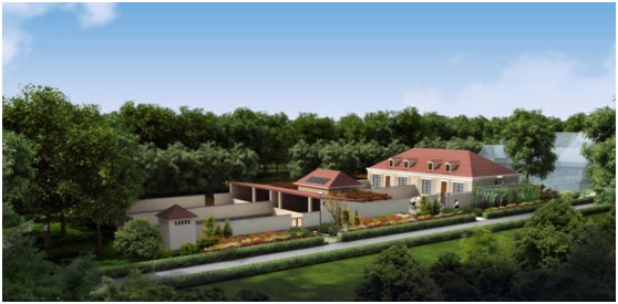 赛汗乌素村综合改造落地建设:乌海新农村建设的发展样板