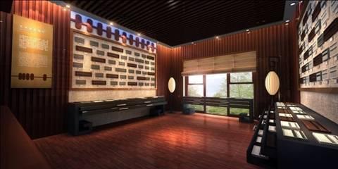 北京神墨珠算博物馆陈列布展项目