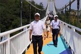 白马山景区索桥