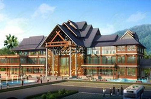 绿维案例:景迈芒景旅游区重点项目设计