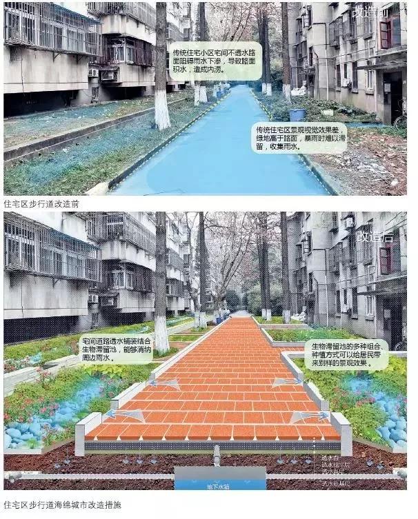 图解  海绵城市设计策略上篇(住宅,屋顶)