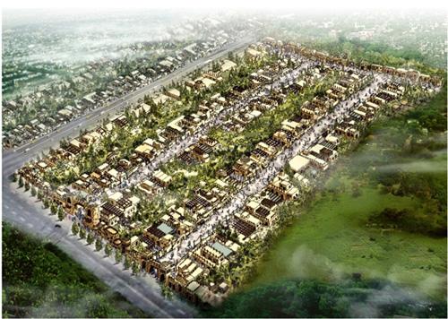 绿维研究 旅游规划设计  鄯善县蒲昌村艺术景观工程设计是破题,破局
