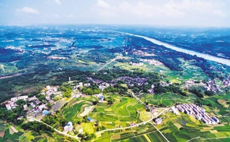 首批国家级田园综合体规划案例解析。