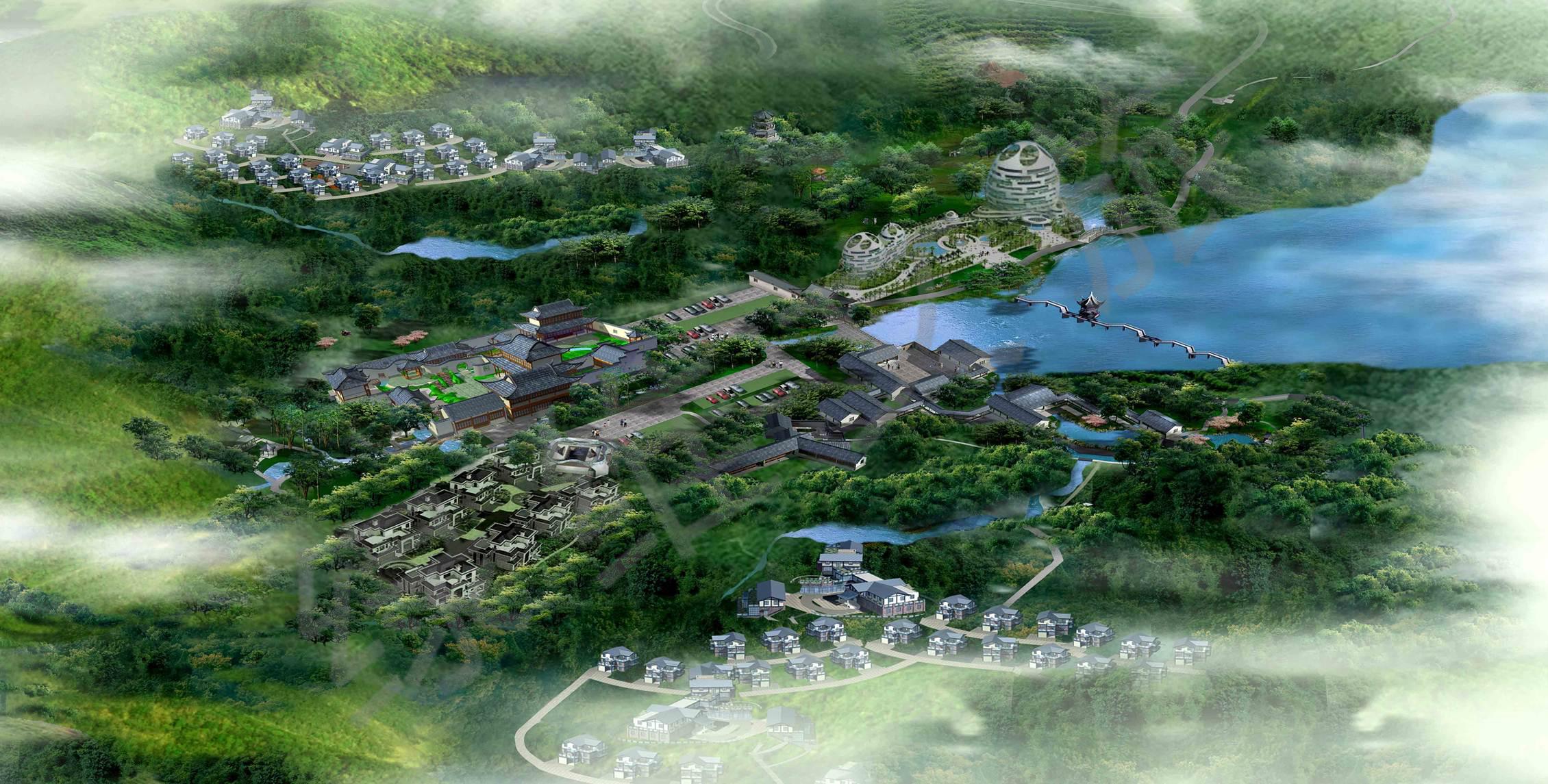 体育公园+酒店--旅游地产转型升级新