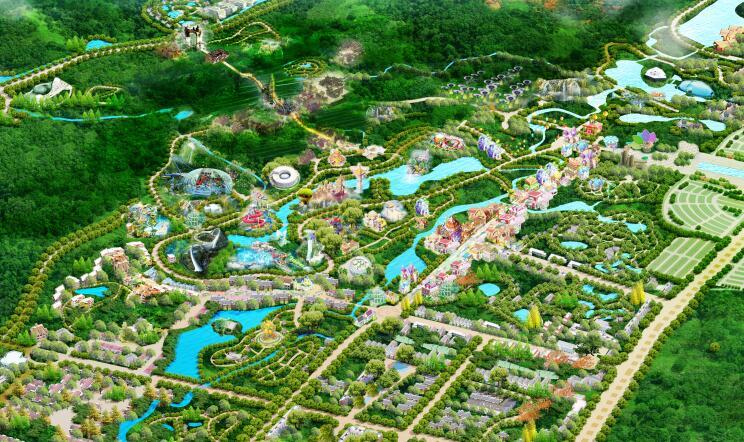 主题公园的八大化发展趋势