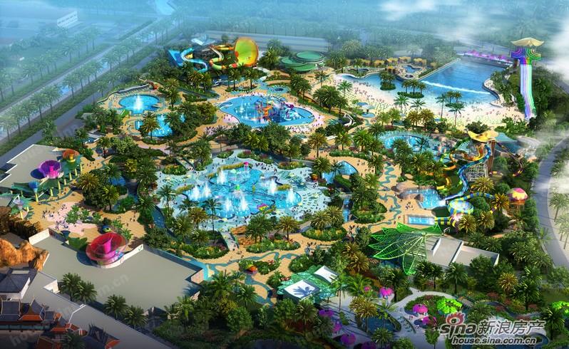 """如何成功打造夏季旅游核心引爆项目--""""水乐园"""