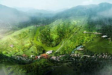 京西灵山:山地休闲运动度假胜地