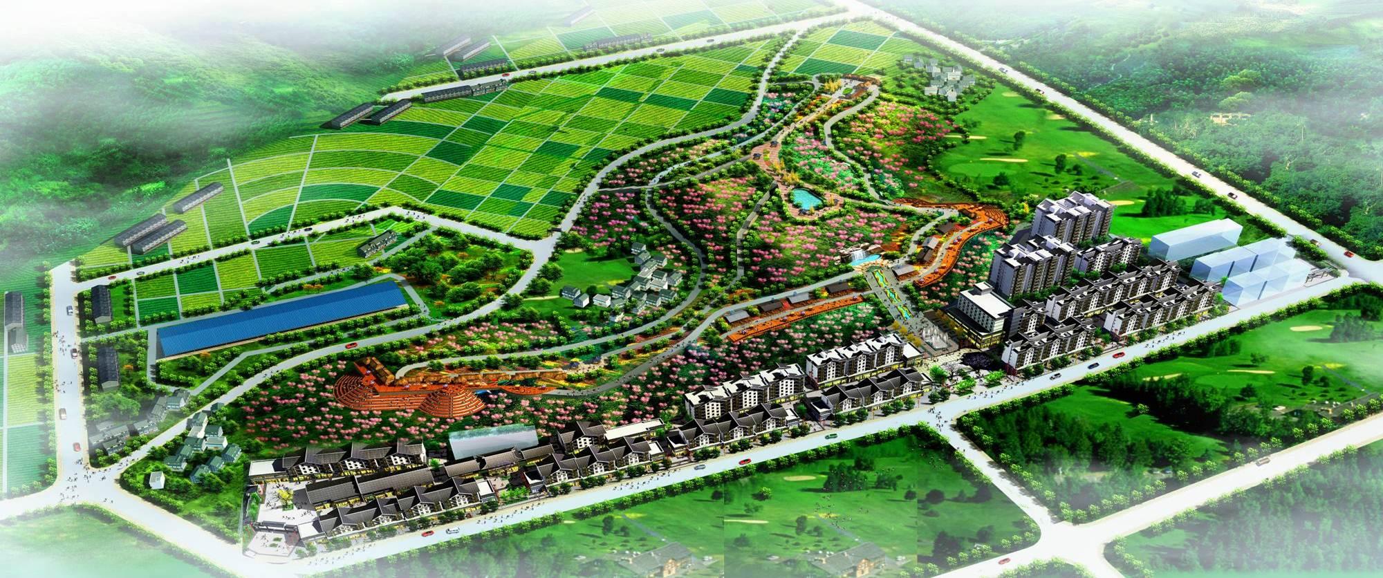 稻田+:助推乡村振兴与田园综合体发展新模式