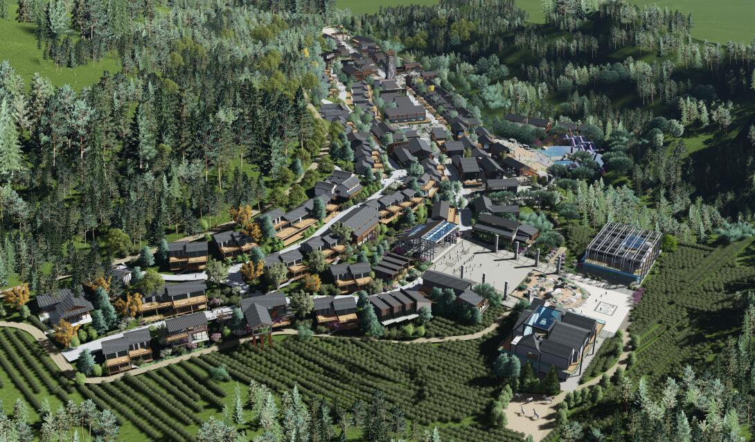 旅游小镇规划思路
