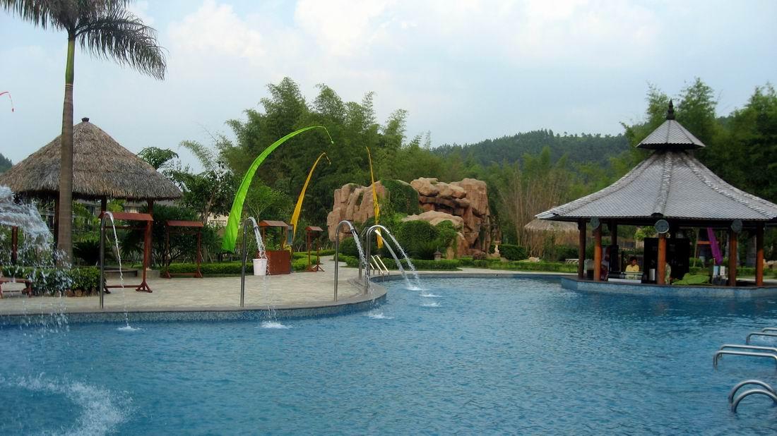 巴厘岛乌布玛雅温泉度假村