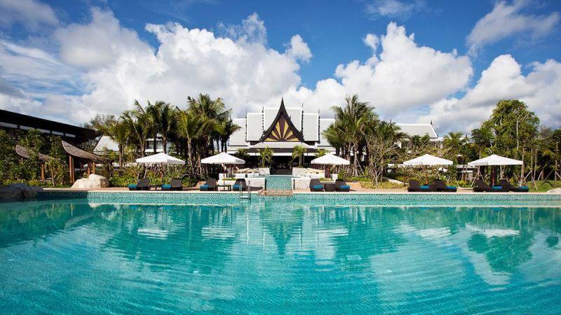 泰国普吉岛迈豪梦幻别墅水疗度假酒店