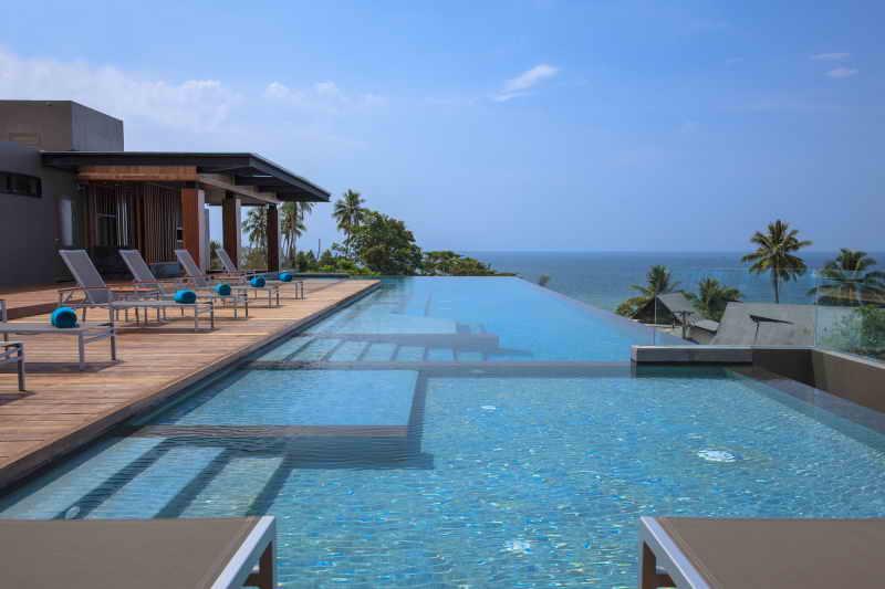 酒店有独木舟,浮潜和沙滩排球等活动以供选择.