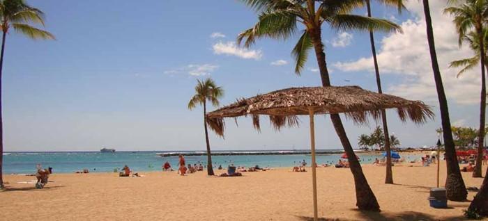 斐济海滩希尔顿温泉度假酒店