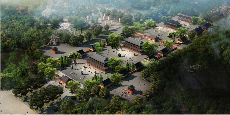 南少林寺国际旅游度假区(生态文化休闲综合体)