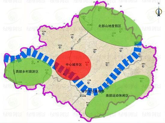 平江县旅游总体策划暨发展总体规划修
