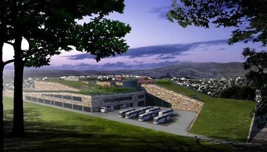 北京绿维创景规划设计院 日志 建筑设计 > 根植大地,师法自然——记世