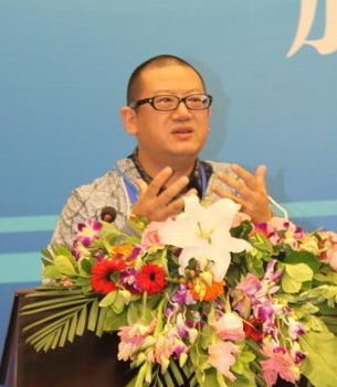 北京绿维创景规划设计院院长 林峰博士